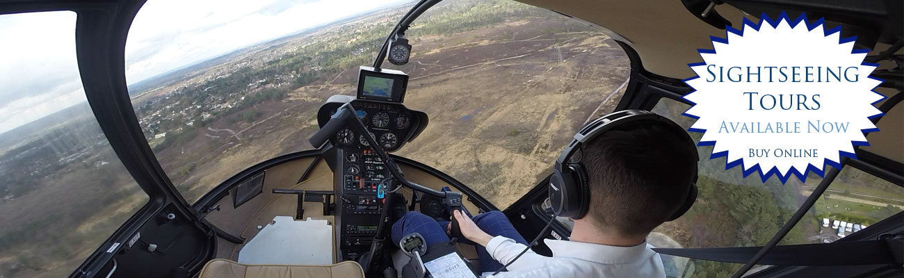 Bliss Aviation: Helicopters | Learn to Fly | Bournemouth, Dorset